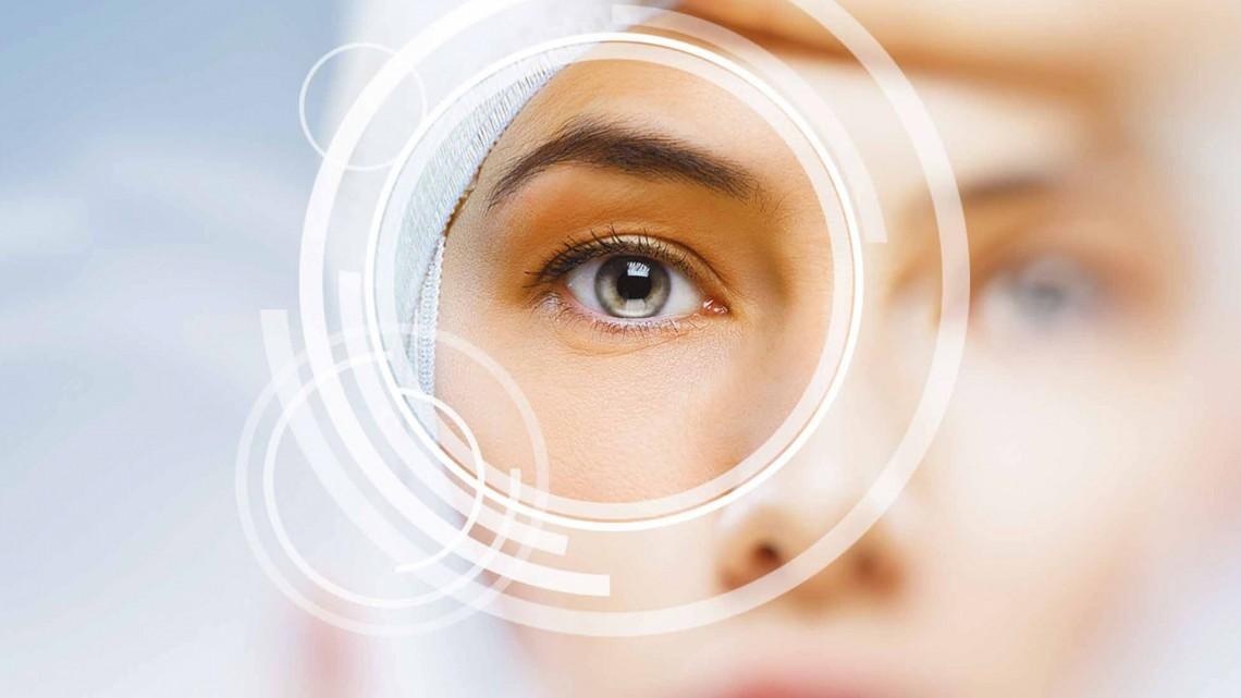 Как видят люди с идеальным зрением