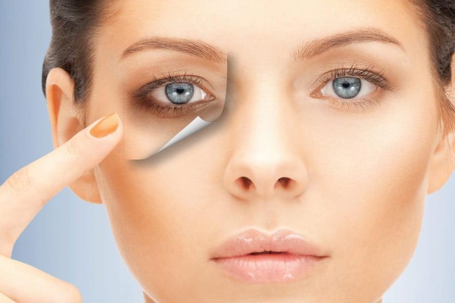 Как сделать синяки под глазами в домашних условиях