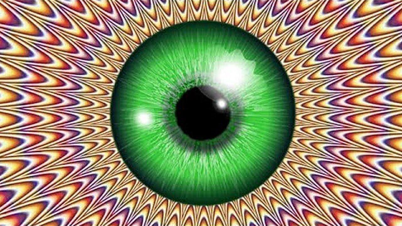 Иллюзия обман глаз картинки