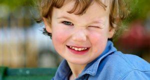 Комаровский о частом моргании у детей