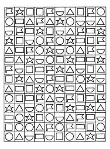 Фигурные таблицы