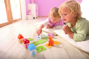 развивающие игры для детей с косоглазием