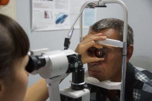 правила после операции глаукома