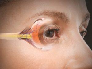 повышенное давление и зрение